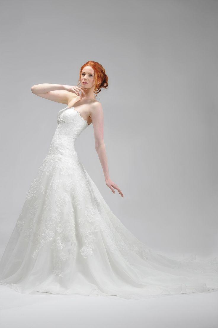 Donna wedding dresses leicester