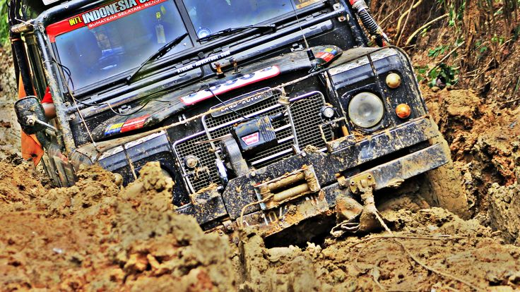 int'l Indonesia Off-road Xpedition 2014
