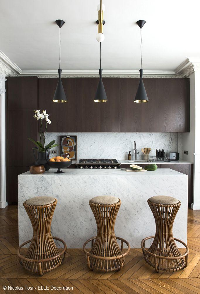17 meilleures id es propos de design d 39 int rieur ann es for Voir cuisine amenagee