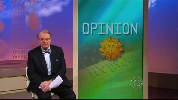 CBS's Charles Osgood: 'Is Constitution Truly Worthy of Reverence in Which Most Americans Hold It?' ||  Principles contained within the Constitution are what make it timeless & set it apart. These people are dangerous; the Constitution is not. The Constitution was carefully drafted to PROTECT American citizens from people like these. When Constitutional law professors are saying this, we are in trouble. The enemy is on the inside. Read the article. Watch the video.