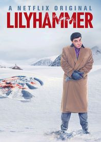 "Lilyhammer. Starring Little Stevie van Zantd (sp?) as ""Frankie the Fixer"" who picks Lillyhammer as his relocation after a deal with the FBI because he liked the way it looked during the '94 Olympic games. Tongue-in-cheek mobster-style hi-jinx ensue in this squeaky clean Norwegian town."