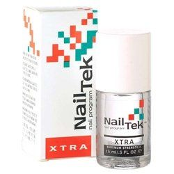 Nail Tek Xtra Maximum Strength Formula Nail Strengthener .5 Oz.