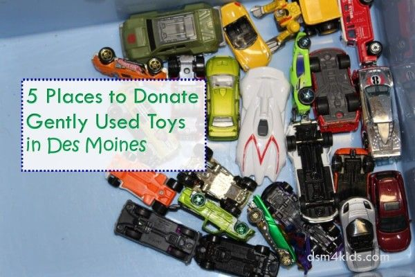 Places To Donate Used Toys 29