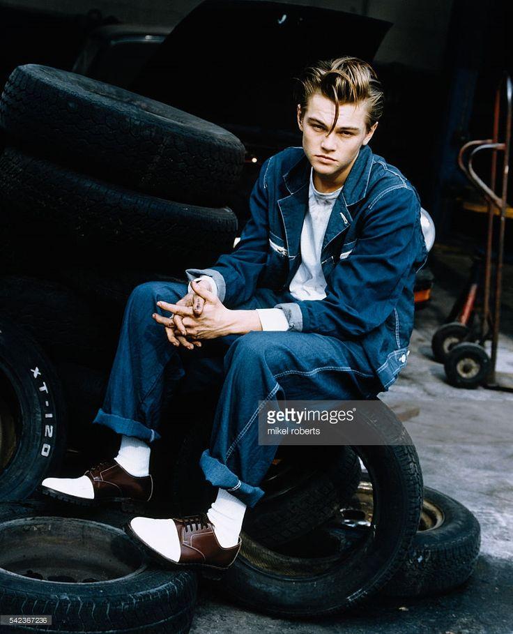 American Actor Leonardo DiCaprio