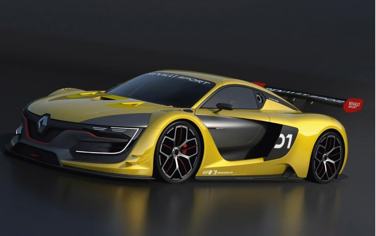Renault's New R.S. 01 Race Car Comes With A GT-R Heart | Motor Authority