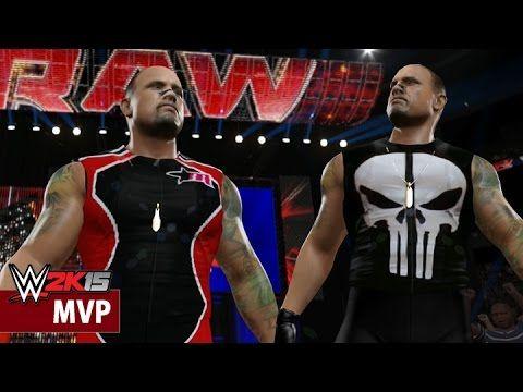WWE 2K15 Community Showcase: MVP (Xbox One)