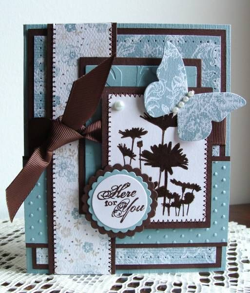 SC242 Here For You by glowbug - Cards and Paper Crafts at Splitcoaststampers