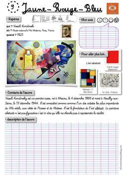 Histoire de l'art : Époque contemporaine