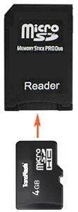 4GB Memory Stick Pro Duo Combo (4GB Micro SD + MS Pro Duo Adapter) - http://yourperfectcamera.com/4gb-memory-stick-pro-duo-combo-4gb-micro-sd-ms-pro-duo-adapter/