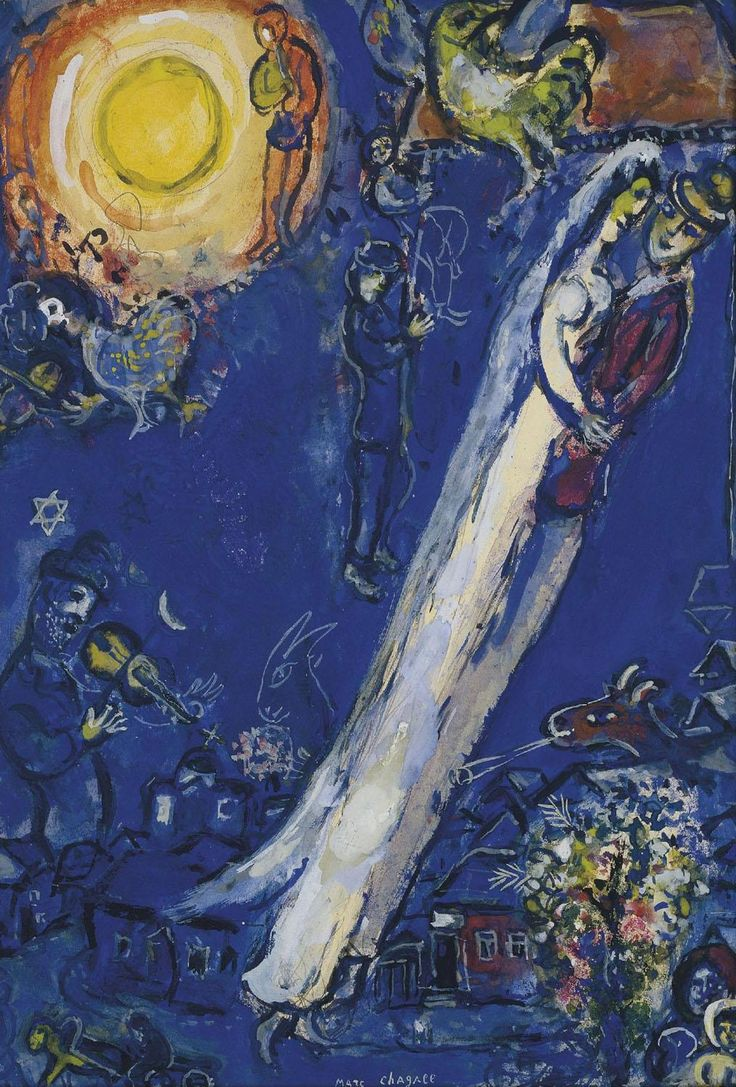 14 best images about ART - Marc Chagall on Pinterest ... Chagall