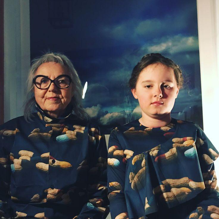 Wolf and Rita NO MORE BORING ART AW17 www.frankiesstory.com.au