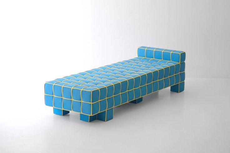 Pixel Furniture by Kim Hyunjoo