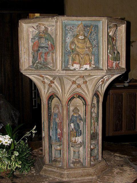 All Saints Church, Hemblington, Norfolk, UK