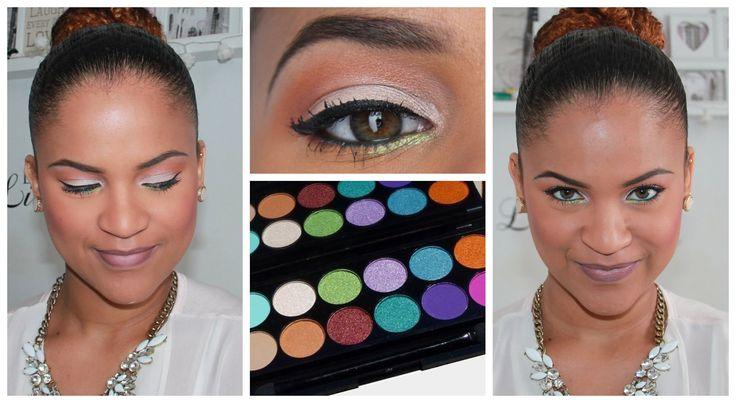 1 palette, 1 make-up : Palette Snapshot de SLEEK