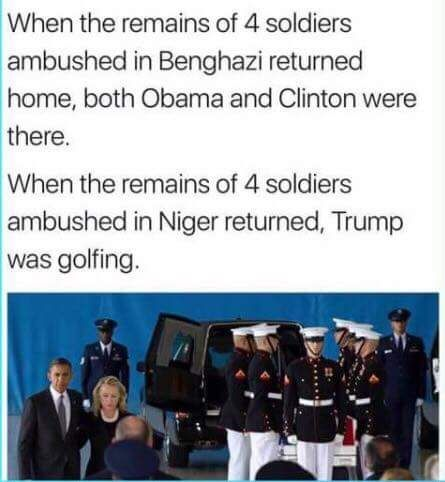 President Barack Obama is a true Patriot amd an exemplary man. Rump is not.