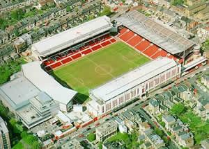 Highbury, Arsenal FC. - The best place in the world to watch proper football