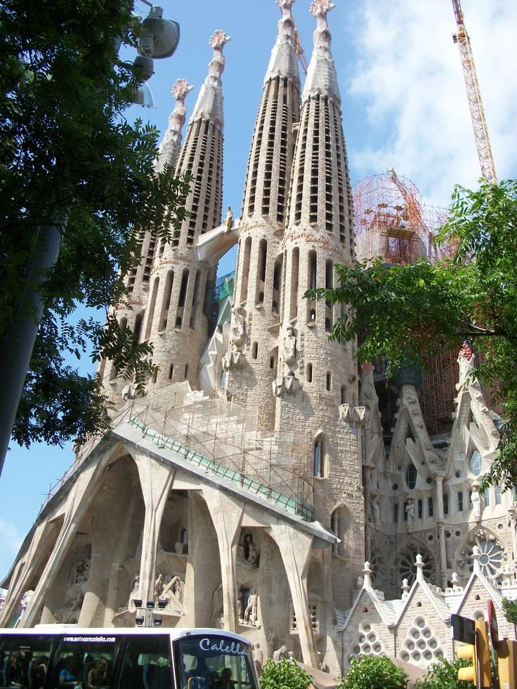 Sagrada Familia- Barcelona