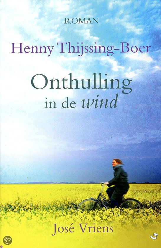 Henny Thijssing-Boer / Jose Vriens Onthulling in de wind
