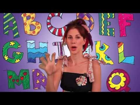 Lucinka Pusinka naučí deti správne vyslovovať - YouTube