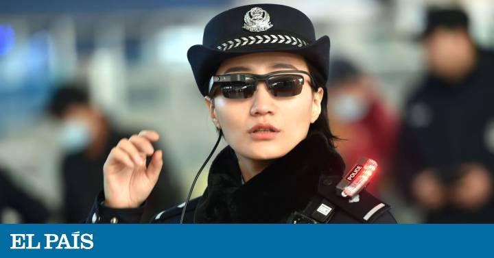 La policía china usa gafas con reconocimiento facial para identificar a sospechosos   Blog Mundo Global   EL PAÍS