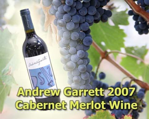 Andrew Garrett Cab Merlot