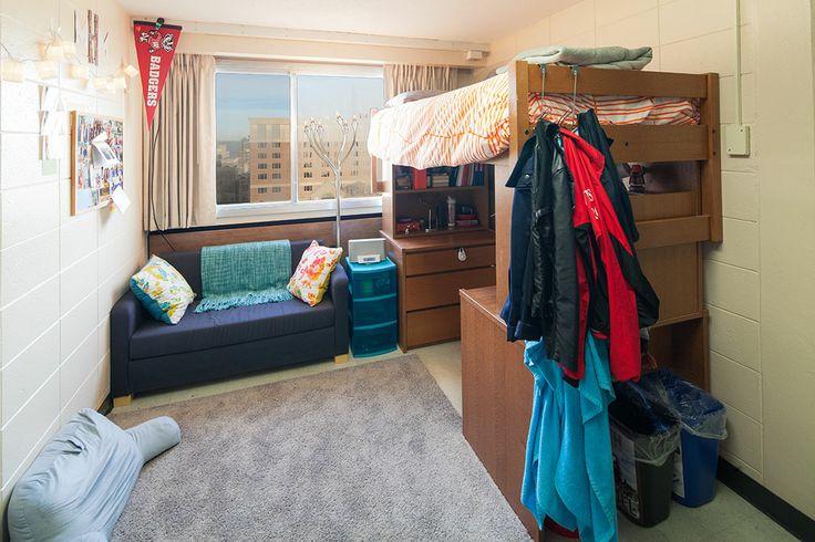 Witte Hall Uw Housing Best Room Contest Finalist 2013