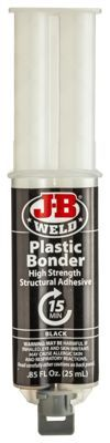 J-B Weld Plastic Bonder High Strength Structural Adhesive