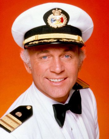 """Gavin MacLeod - Captain Stubing from """"Love Boat"""", Murray Slaughter from """"The Mary Tyler Moore Show,"""""""