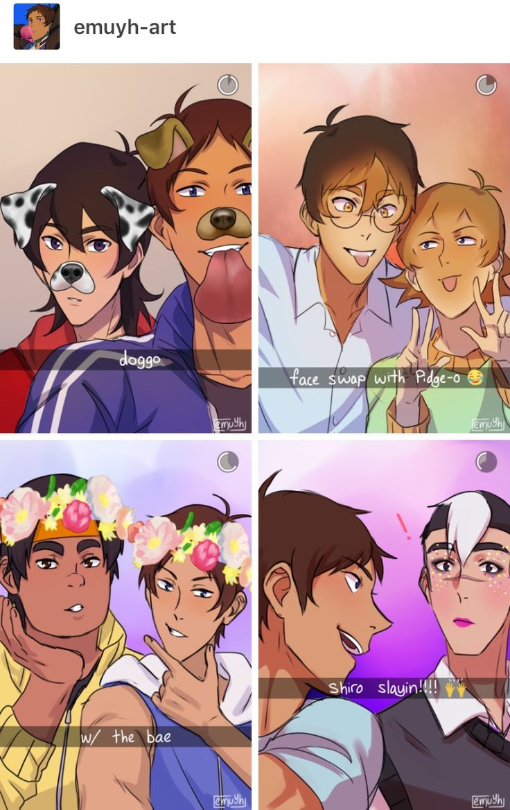 THIS IS SO CUTE CAN I GET LANCES SC P L E AS E but legit fictional characters with snapchat should be a thing