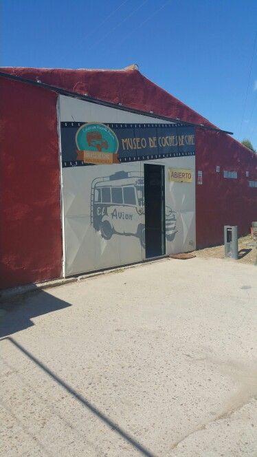 Coches de Cine en Yuncos, Castilla-La Mancha