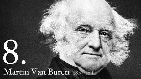 Photo of Martin Van Buren