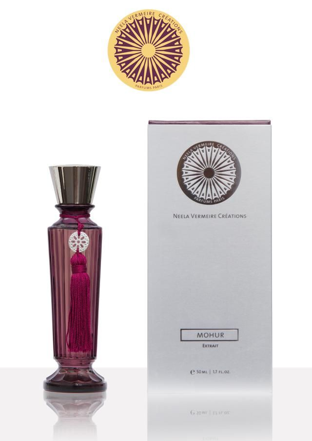 """Top Christmas & Holidays Scented Gifts: Neela Vermeire Creations """"Mohur"""" extrait"""