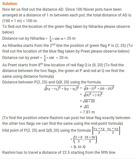 7 best ncert solution of maths class 10 images on pinterest ncert solutions for class 10 maths coordinate geometry fandeluxe Gallery