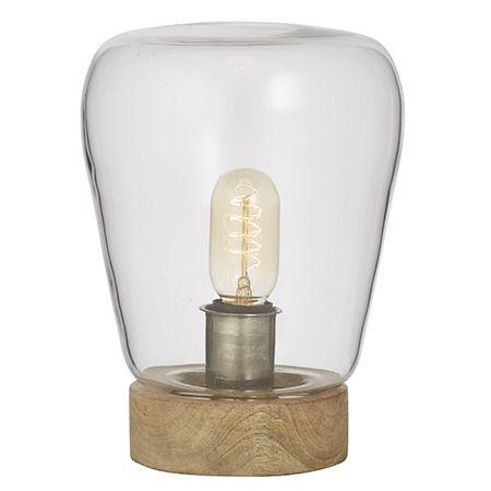 LIFE INTERIORS - Abasi Table Lamp