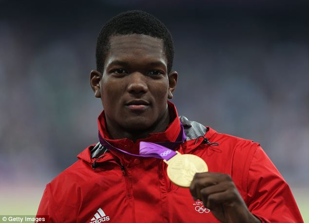 Keshorn Walcott 2012 Olympic Gold Medalist in Javelin.This was the country's first gold medal thirty-six years.He was also the youngest person to ever win gold in the Javelin in the Olympics.