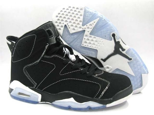 http://www.myjordanshoes.com/air-jordan-6-retro-black-white-p-242.html AIR JORDAN 6 RETRO BLACK WHITE Only $73.96 , Free Shipping!