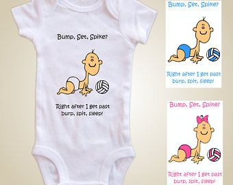 Image result for volleyball baby