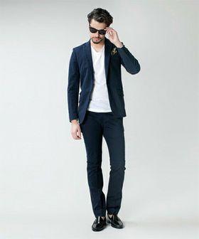 20代社会人男子必見!会社に着ていくかっこいいスーツとコーディネート! - NAVER まとめ
