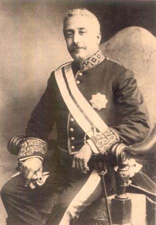 Niceto Alcalá Zamora, presidente del primer gobierno provisional de la II República