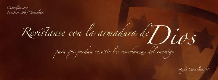 Regla Carmelita, número 18