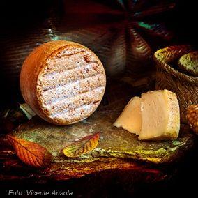 Queso de vaca madurado ahumado | Productos artesanales de Camaleño-Liébana - Vuelvoalpueblo