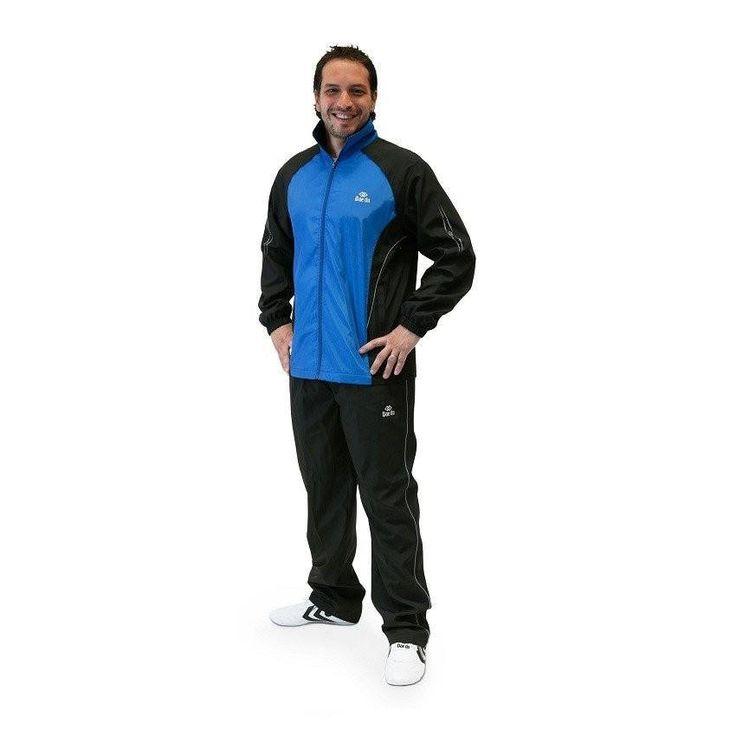 * Chandal Daedo Azul Royal - Negro - €50.80   https://soloartesmarciales.com    #ArtesMarciales #Taekwondo #Karate #Judo #Hapkido #jiujitsu #BJJ #Boxeo #Aikido #Sambo #MMA #Ninjutsu #Protec #Adidas #Daedo #Mizuno #Rudeboys #KrAvMaga