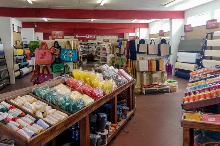 Factory Shops - Cape Twines and Packaging