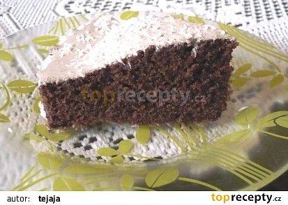 Kakaový labužník z mikrovlnky recept - TopRecepty.cz