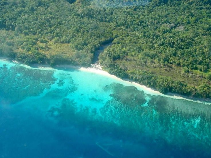 Doini Island, Milne Bay PNG