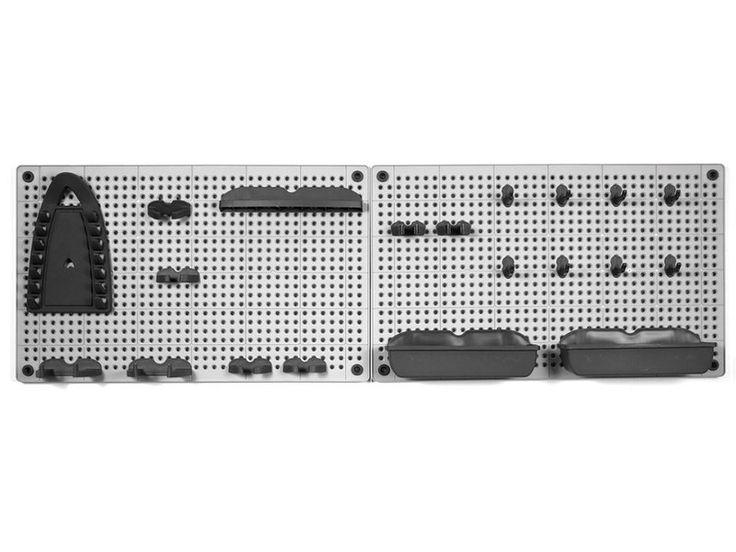 Praktisch • Einfache Montage • 22-teilig ✓ KIS Universal Werkzeuglochwand ➜ Lochwandsysteme bei OBI kaufen! OBI Baumarkt & Online-Shop