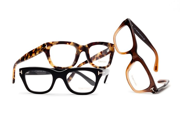 TOM FORD EYEWEAR --boys in these... Yum. Talk nerdy to me.