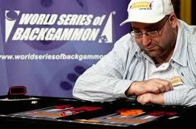 This is serious... World Series of Backgammon Online backgammon > on.fb.me/1869cF3