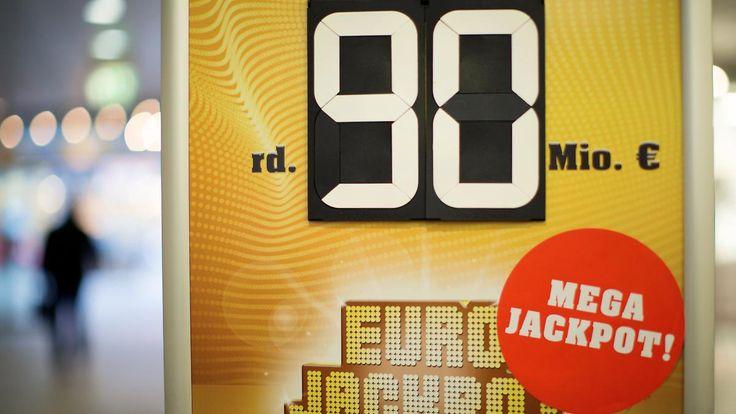 Neue Chance: Eurojackpot ist mit 90 Millionen Euro gefüllt