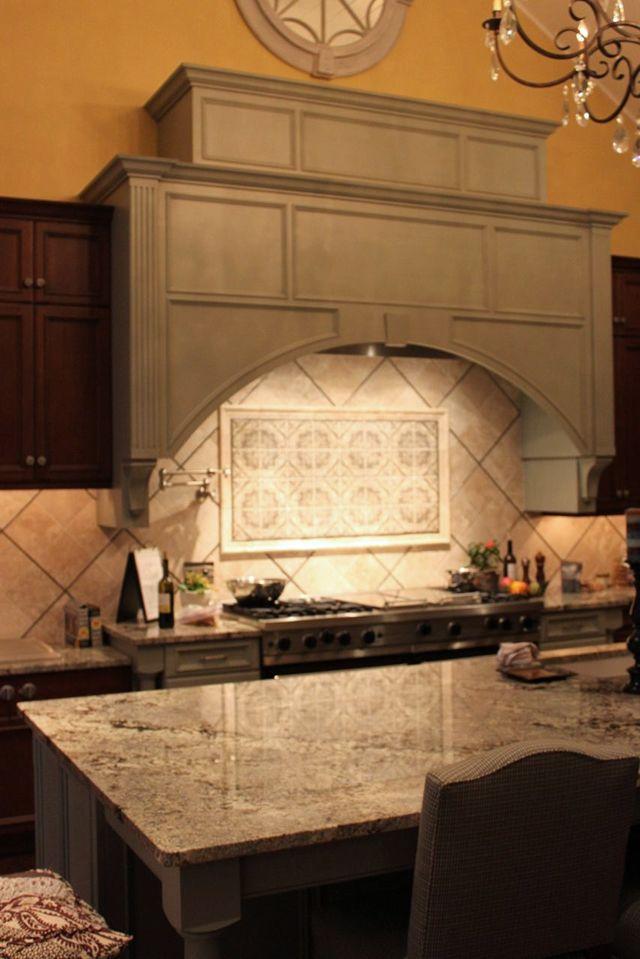 Decorative Tile Overlay Dream Home Pinterest Decorative Tile Kitchen Backsplash